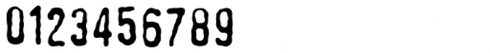Johnstemp Pro Medium Font OTHER CHARS