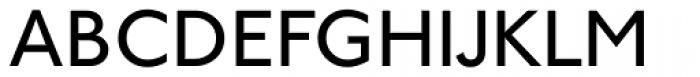 Johnston Medium Font UPPERCASE