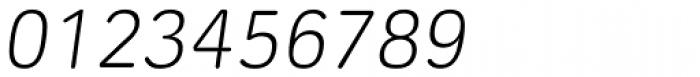 Joker DTC Light Italic Font OTHER CHARS