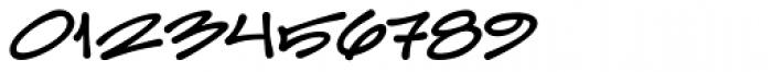 Joker Straight Letter Bold Regular Font OTHER CHARS