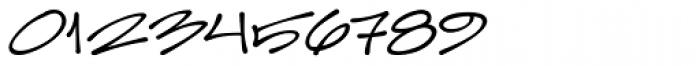 Joker Straight Letter Medium Regular Font OTHER CHARS
