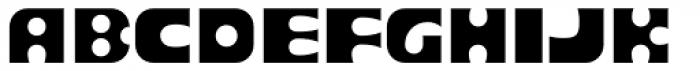 Joker Font UPPERCASE