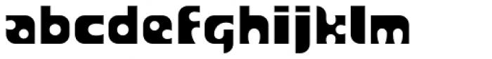 Joker Font LOWERCASE