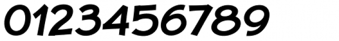 JollyGood Proper Semi Bold Italic Font OTHER CHARS