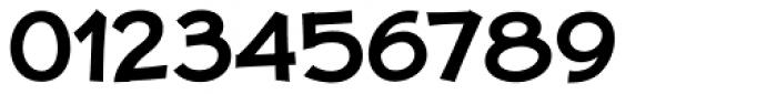 JollyGood Proper Semi Bold Font OTHER CHARS