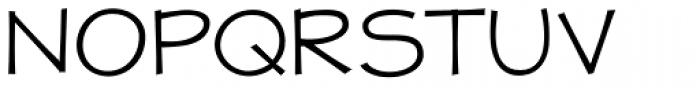 JollyGood Proper Unicase Light Font UPPERCASE