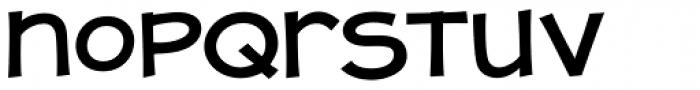 JollyGood Proper Unicase Semi Bold Font LOWERCASE