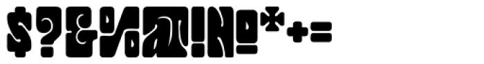 Jonah Black Font OTHER CHARS
