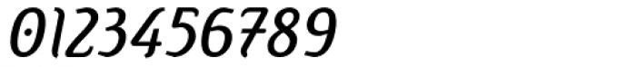 Jones Bold Italic Font OTHER CHARS