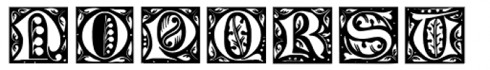 Jongeleur Font UPPERCASE