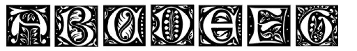 Jongeleur Font LOWERCASE