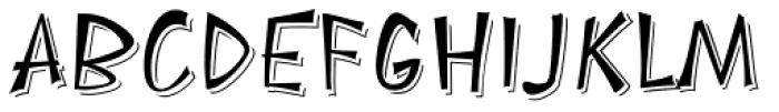 Jorge DS Font UPPERCASE