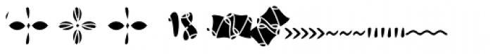 Josef K Patterns Stitchy Font LOWERCASE
