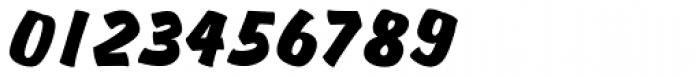 Josephs Brush Pro Italic Font OTHER CHARS