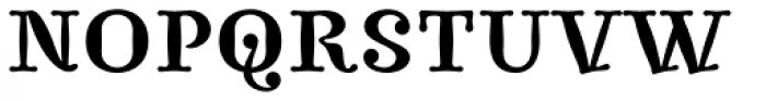 Journal 74 Bold Font UPPERCASE