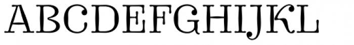 Journal 74 Font UPPERCASE