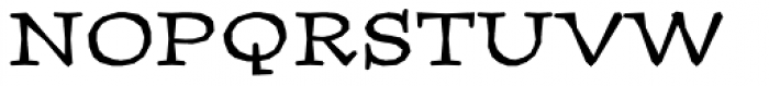 Journal Ultra Font UPPERCASE