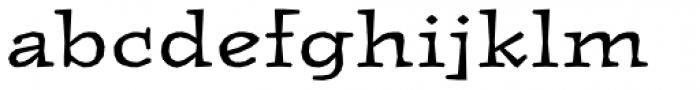 Journal Ultra Font LOWERCASE
