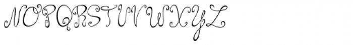 Joy Font UPPERCASE