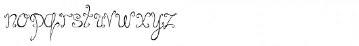 Joy Font LOWERCASE