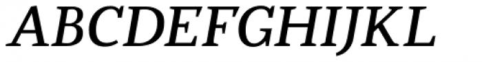 Jozef Medium Italic Font UPPERCASE