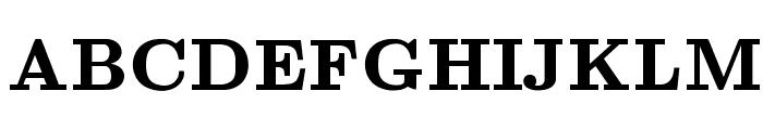 jsMath-cmbx10 Font UPPERCASE