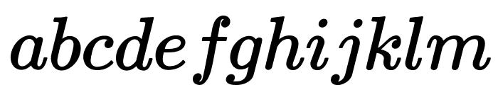 jsMath-cmmi10 Font LOWERCASE