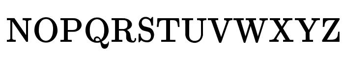 jsMath-cmr10 Font UPPERCASE