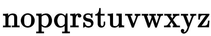 jsMath-cmr10 Font LOWERCASE