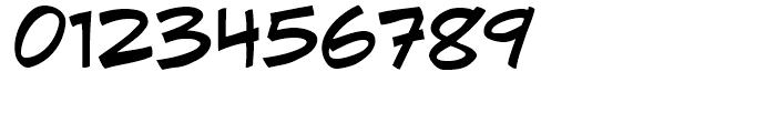 JScott Campbell Regular Font OTHER CHARS