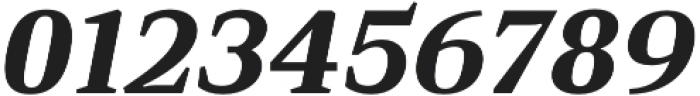 JT Douro-Serif Bold Italic otf (700) Font OTHER CHARS