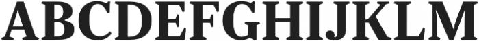 JT Douro-Serif Medium otf (500) Font UPPERCASE