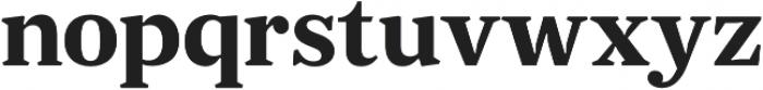 JT Douro-Serif Medium otf (500) Font LOWERCASE