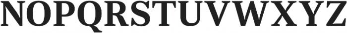 JT Douro-Serif otf (400) Font UPPERCASE