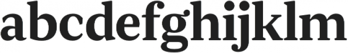 JT Douro-Serif otf (400) Font LOWERCASE