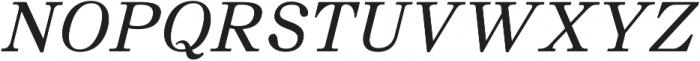 JT Symington otf (400) Font UPPERCASE