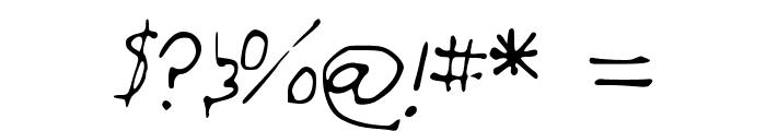 JTsVeryAmazingFont Font OTHER CHARS