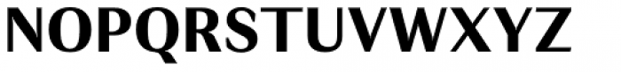 JT Douro Sans Bold Font UPPERCASE