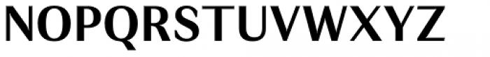 JT Douro Sans Medium Font UPPERCASE