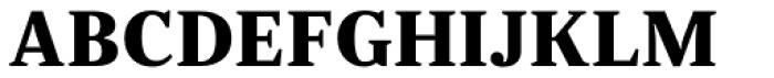 JT Douro Serif Black Font UPPERCASE