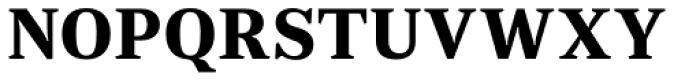 JT Douro Serif Bold Font UPPERCASE