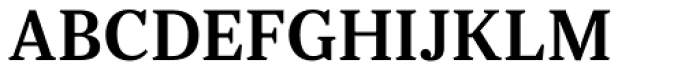 JT Douro Serif Light Font UPPERCASE