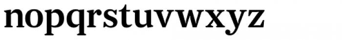 JT Douro Serif Light Font LOWERCASE