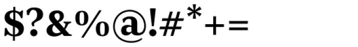 JT Douro Serif Medium Font OTHER CHARS