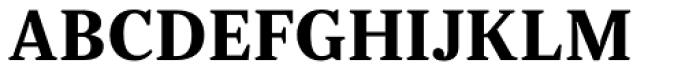 JT Douro Serif Medium Font UPPERCASE