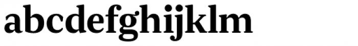 JT Douro Serif Regular Font LOWERCASE