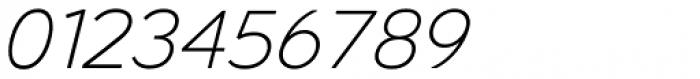 JT Marnie Light Italic Font OTHER CHARS
