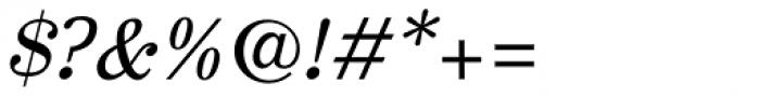 JT Symington Italic Font OTHER CHARS