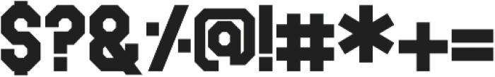 JUNEVILLE otf (400) Font OTHER CHARS