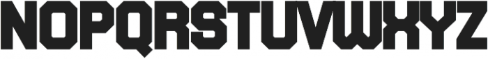 Juju 1-Superbase otf (400) Font UPPERCASE